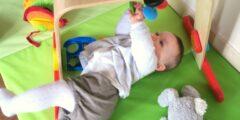 10 أنشطة مهمة جدا من أجل نمو جيد وسليم لمولودك الجديد