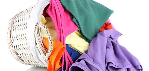 كيف احافظ على لون الملابس الجديدة بعد غسلها ؟