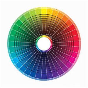 cmyk colour wheel 300x300 - كيف أنسق ألوان ملابسي .. اليك أبرز الطرق ٢٠٢١