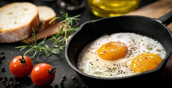 الصحية لطهي البيض - الطريقة الصحية لطهي البيض و تناوله