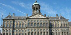 القصر الملكي في أمستردام : معلمة سياحية رائعة