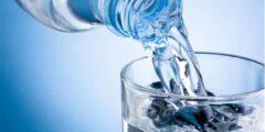 فوائد شرب الماء كمسكن للدورة الشهرية