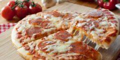 طرق عمل البيتزا الإيطالية بأفضل جودة