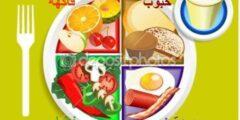 كيفية اتباع نظام غذائي صحي و متوازن
