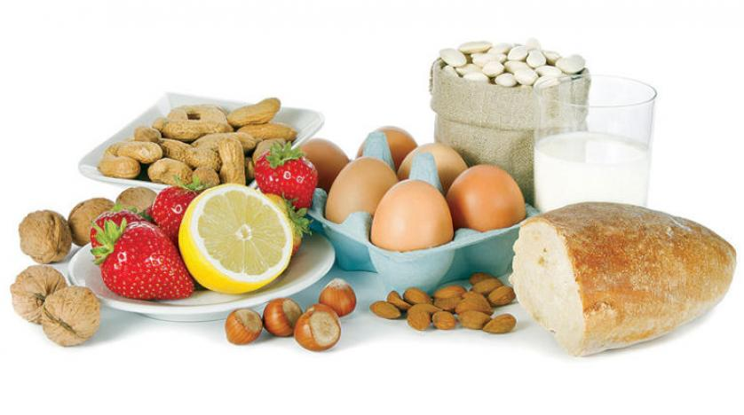 الطعام - حساسية الطعام - الأعراض والأسباب