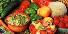 الأطعمة الغنية بالفيتامينات والمعادن