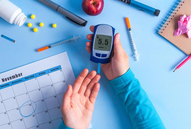 اعراض مرض السكري