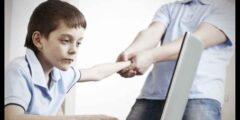 ماهي خطورة الأنترنت على طفلك