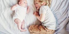 كيف تجعل ابنك يتقبل قدوم شقيقه الجديد