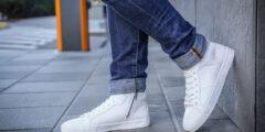 هل اقتنيتِ حذاء أبيض آخر ؟ تعرفي على كيفية تنظيفه