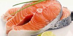 خمس فوائد صحية لأسماك السلمون