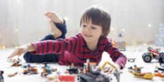 فوائد وأهمية الألعاب لتسلية الأطفال