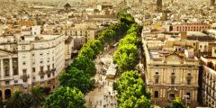 أهم  5 مواقع سياحية في برشلونة