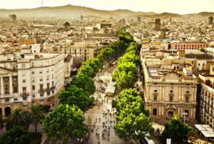 Laramba 300x202 - أهم  5 مواقع سياحية في برشلونة