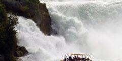 أفضل الأنشطة السياحية في شلالات الراين السويسرية