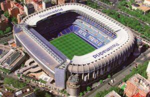 Santiago Bernabeu Real Madrid 300x193 - أهم خمس مواقع سياحية بالعاصمة الإسبانية مدريد