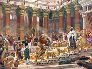 sabaa 300x227 - من قصص القرآن : النبي سليمان وإسلام بلقيس ملكة سبأ