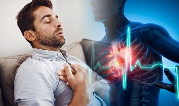 اعراض جلطة القلب