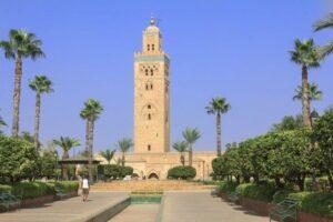 111 300x200 - السياحة في المغرب : جامع الكتبية
