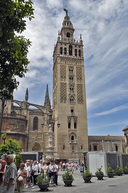 الخيرالدا تراث المسلمين في إسبانيا