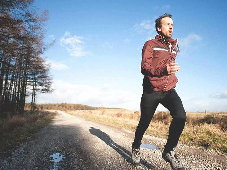 زيادة عدد ضربات القلب بعد الجري