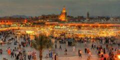 ساحة جامع الفنا بالمغرب : تراث لا مادي إنساني