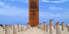صومعة حسان تحفة تاريخية معمارية مذهلة جدا