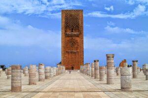 حسان 300x200 - صومعة حسان التحفة التاريخية في العاصمة المغربية الرباط