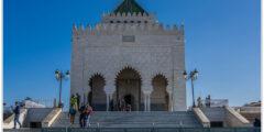 السياحة في المغرب : ضريح محمد الخامس