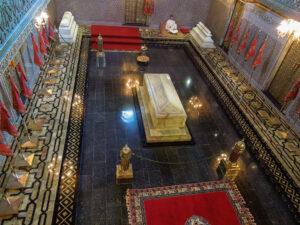 محمد الخامس  300x225 - السياحة في المغرب : ضريح محمد الخامس