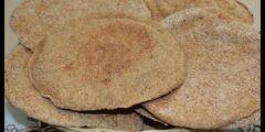 طريقة خبز الشوفان خالي من الدقيق