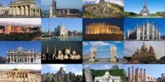 أجمل المعالم الأثرية حول العالم