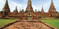 معبد أنغكور وات من اشهرالمعالم الاثرية