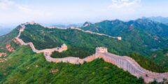 سور الصين العظيم من اشهرالمعالم الاثرية