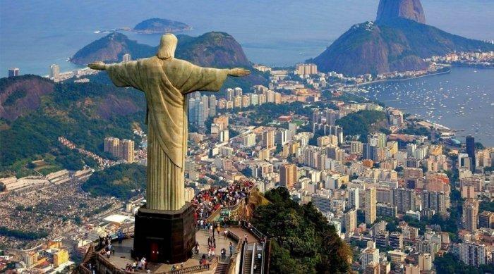 جمال البرازيل الخلاب