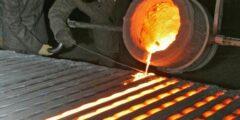 استخراج وتصنيع الحديد