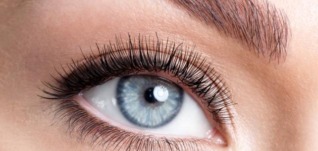 هل تعانين من بياض عين غير صافي ؟
