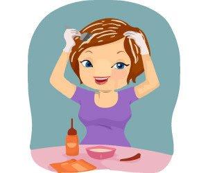 هل تريدين أن تخصلي شعرك منزليا ؟
