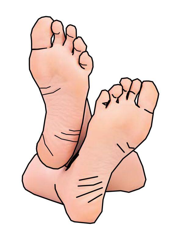 1615017704624 - كيف أعتني بأظافر قدمي ؟