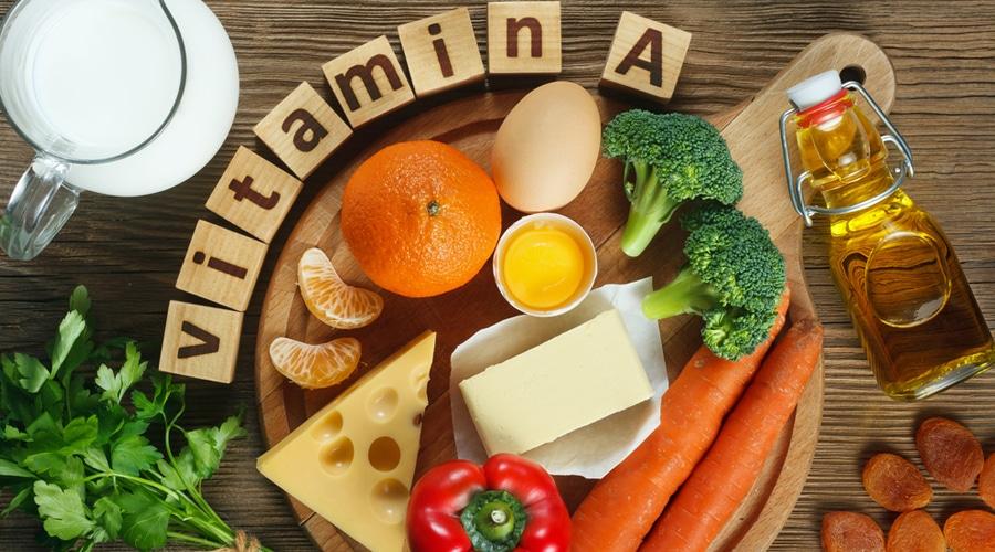 فوائد فيتامين A الكثيرة