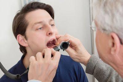 سرطان الفم و الحلق