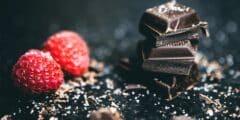 استخدام الشوكولاتة الداكنة لإنقاص الوزن هل الأمر حقيقة أم خرافة ؟!