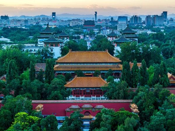 بكين هي عاصمة جمهورية الصين