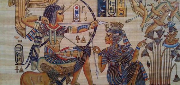 عظمة الحضارة المصرية