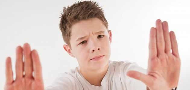 نصائح للتعامل مع الابن المراهق