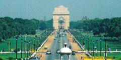 نيودلهي هي عاصمة الهند