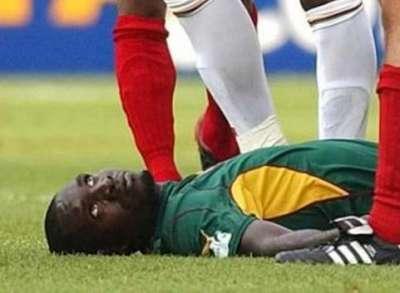 موت الرياضيين المفاجئ