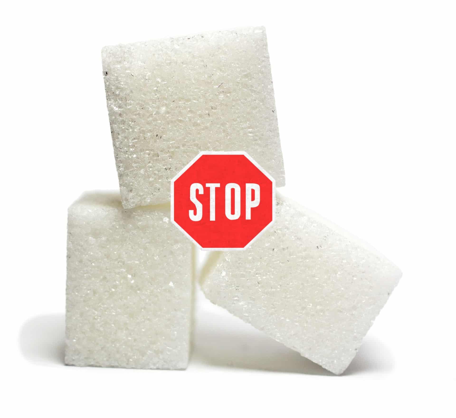التوقف عن تناول السكر