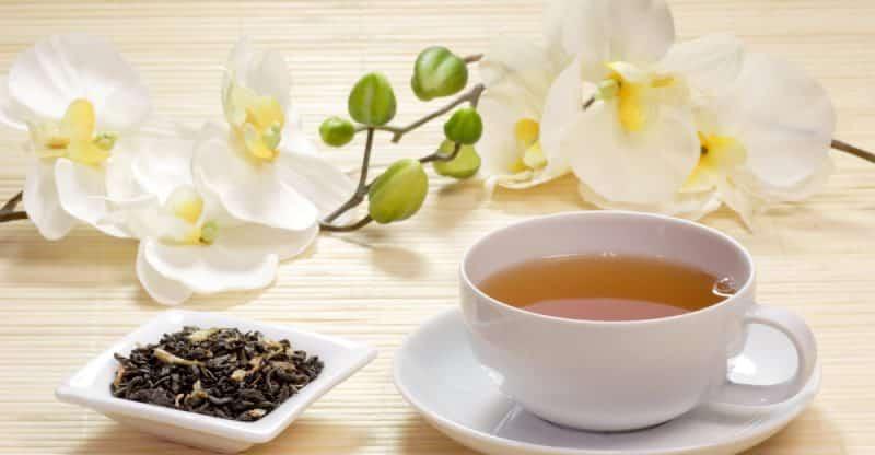 فوائد شاي الياسمين المذهلة للصحة