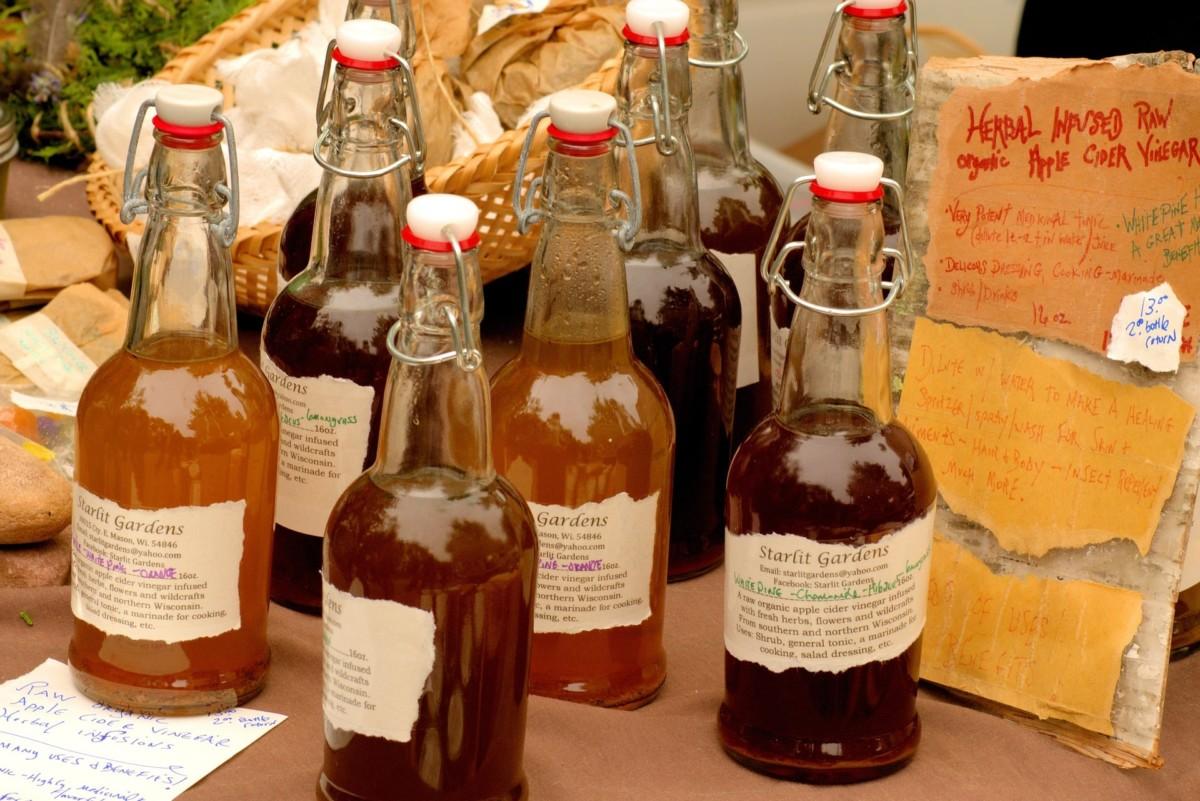 apple cider vinegar 3506650 1920 - فوائد خل التفاح (لن تتخلى عنه بعد اليوم)
